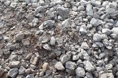 Дробленный бетон 1