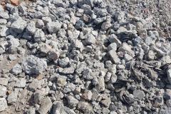Дробленный бетон 2