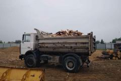 Березовые-колотые-дрова