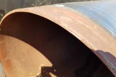 Металический трубы БУ 9