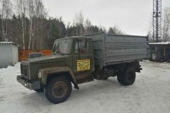 Самосвал-ГАЗ-5